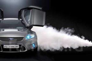 уничтожение запахов в автомобиле Екатеринбург.