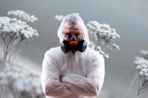Уничтожение запахов, дезодорация помещений